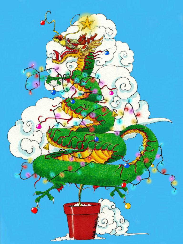 Buon Natale e Felice Annuo Nuovo