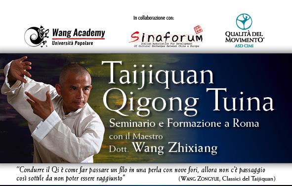 Seminario Taijiquan